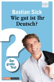 Wie gut ist Ihr Deutsch?