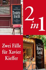 Zwei Fälle für Xavier Kieffer (2in1-Bundle)
