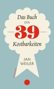 Das Buch der 39 Kostbarkeiten