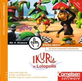 LolliPop: Ikuru in Lolopolis