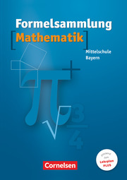 Formelsammlungen Sekundarstufe I - Bayern - Mittelschule