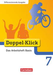 Doppel-Klick - Das Sprach- und Lesebuch - Differenzierende Ausgabe - Cover