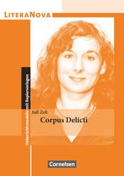 Juli Zeh: Corpus Delicti