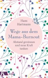 Wege aus dem Mama-Burnout - Cover