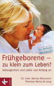Frühgeborene - zu klein zum Leben? - Cover