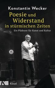 Poesie und Widerstand in stürmischen Zeiten - Cover