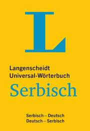 Langenscheidt Universal-Wörterbuch Serbisch - mit Zusatzseiten Zahlen