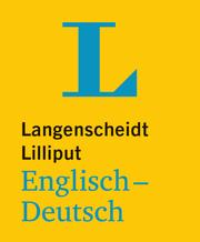 Langenscheidt Lilliput Englisch-Deutsch - im Mini-Format