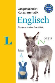 Langenscheidt Kurzgrammatik Englisch