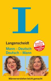 Langenscheidt Mann-Deutsch/Deutsch-Mann