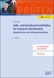 Volks- und Betriebswirtschaftslehre für Technische Betriebswirte