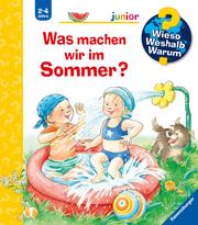 Was machen wir im Sommer? - Cover