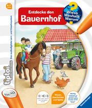 Entdecke den Bauernhof - Cover
