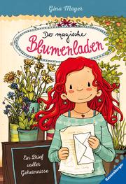 Der magische Blumenladen - Ein Brief voller Geheimnisse