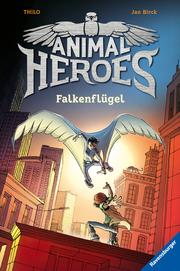 Animal Heroes - Falkenflügel