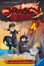 Dragon Ninjas - Der Drache des Feuers