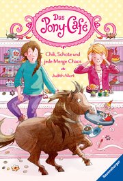 Das Pony-Café - Chili, Schote und jede Menge Chaos