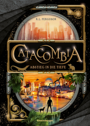 Catacombia - Abstieg in die Tiefe - Cover