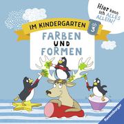 Im Kindergarten: Farben und Formen - Cover