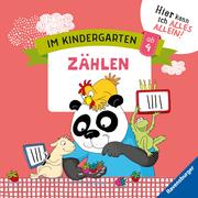Im Kindergarten: Zählen - Cover