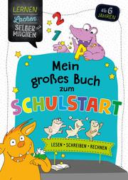 Mein großes Buch zum Schulstart - Cover