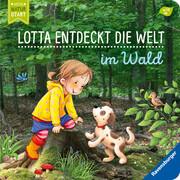 Lotta entdeckt die Welt: Im Wald - Cover