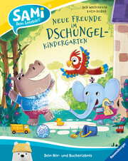 SAMi - Neue Freunde im Dschungel-Kindergarten