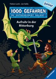 1000 Gefahren junior - Aufruhr in der Ritterburg