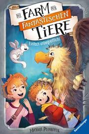 Die Farm der fantastischen Tiere, Band 2: Einfach unbegreiflich!