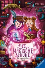 Lillys magische Schuhe, Band 3: Die zauberhaften Flügel