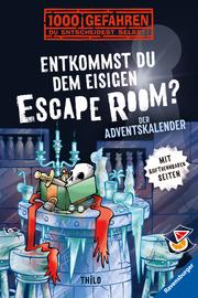 Der Adventskalender - Entkommst du dem eisigen Escape Room?