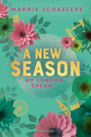 A New Season. My London Dream - Cover