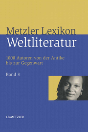 Metzler Lexikon Weltliteratur