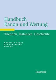 Handbuch Kanon und Wertung