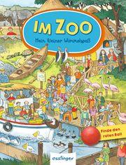 Mein kleiner Wimmelspaß: Im Zoo