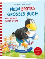 Mein erstes großes Buch vom kleinen Raben Socke