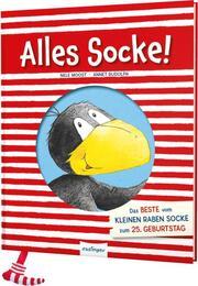 Der kleine Rabe Socke: Alles Socke!