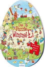 Das Puzzle-Wimmel-Ei