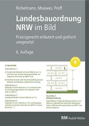Landesbauordnung NRW im Bild - Cover
