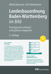 Landesbauordnung Baden-Württemberg im Bild - Cover