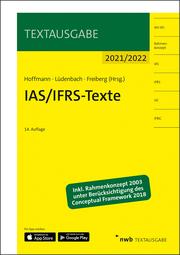 IAS/IFRS-Texte 2021/2022