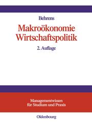 Makroökonomie - Wirtschaftspolitik