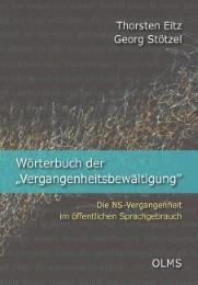 Wörterbuch der 'Vergangenheitsbewältigung'