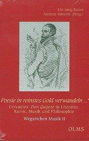 'Poesie in reinstes Gold verwandeln ...'