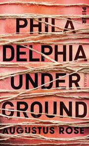 Philadelphia Underground - Cover