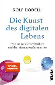 Die Kunst des digitalen Lebens - Cover