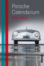 Das Porsche Calendarium 1931-2018