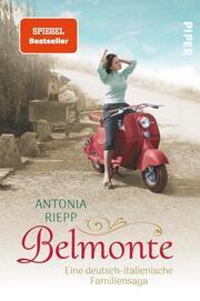 Belmonte - Cover