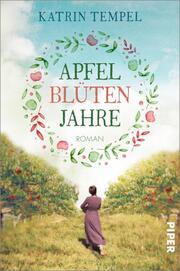 Apfelblütenjahre - Cover