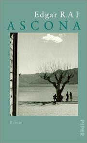Ascona - Cover